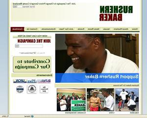 political-web-design